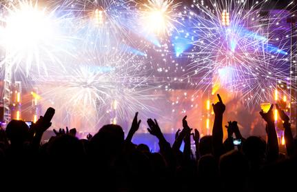 Feuereffekte für Shows & Bühne